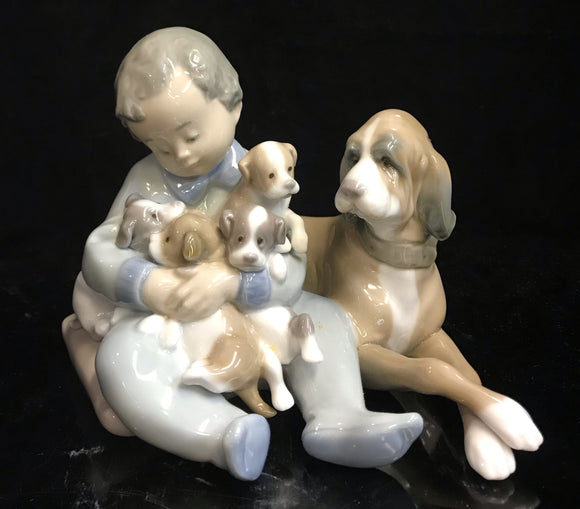 Lladro New Playmates