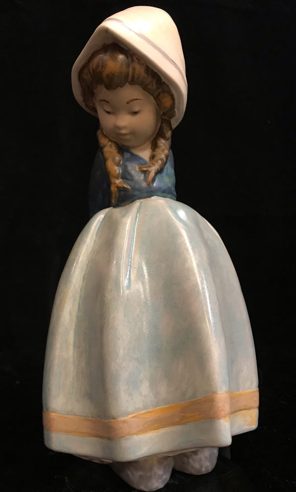 Lladro Lonely Blue