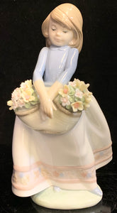 Lladro May Flowers