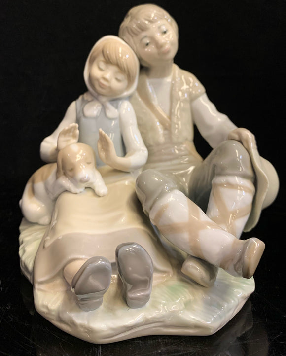 Lladro Friendship
