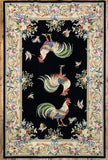 Chinese Rooster Needlepoint