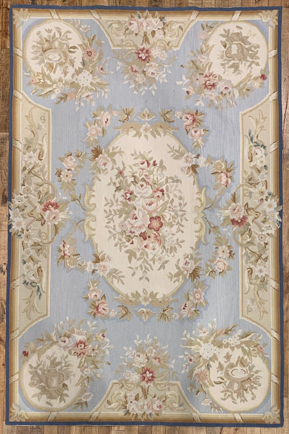 Chinese Aubusson Needlepoint