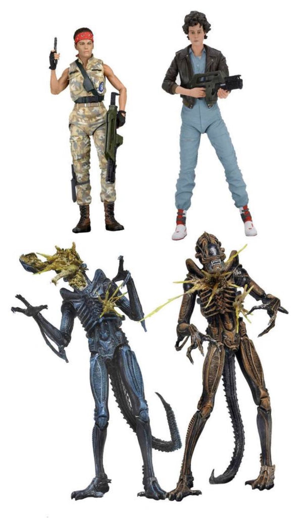 NECA - Aliens Series 12 release this week!
