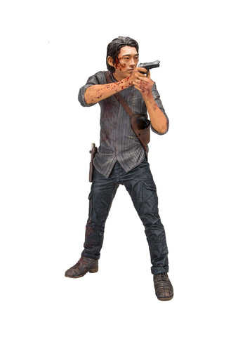 "The Walking Dead Glenn Rhee Legacy Edition 10"" Action Figure"