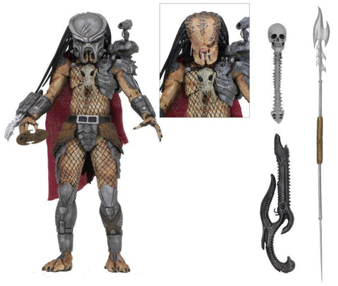 "Predator 7"" Ultimate Ahab Action Figure (Pre-Order) - NECA"