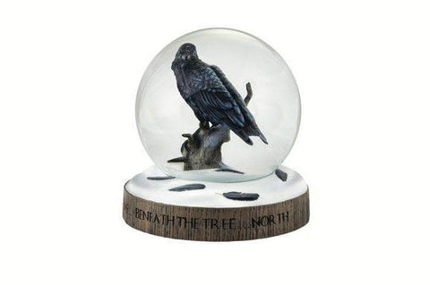 Game Of Thrones The Three-Eyed Raven Snow Globe (Pre-Order) - Dark Horse