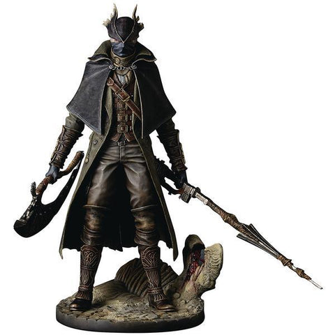 Bloodborne The Old Hunters PVC Statue 1/6 Hunter 32 cm (Pre-Order)
