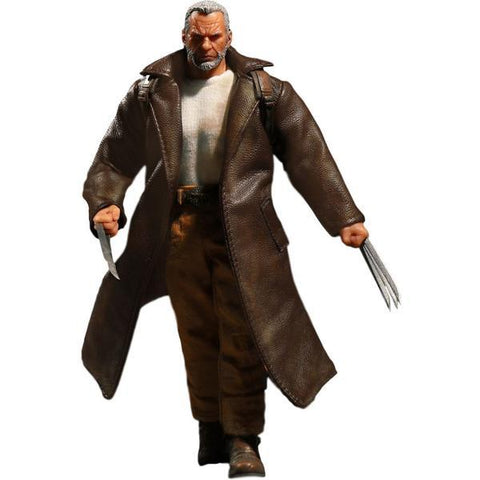 Old Man Logan Action Figure ONE:12 Collective