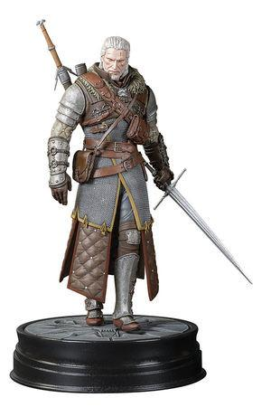 The Witcher 3: The Wild Hunt Geralt Grandmaster Ursine Action Figure - Dark Horse