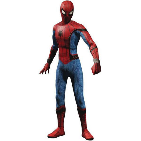 Marvel Spiderman Homecoming Action Figure Statue ONE:12 Collective (Pre-Order)