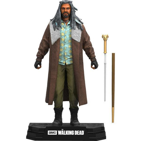 "The Walking Dead Series 7"" Action Figure Colour Tops - Ezekiel"