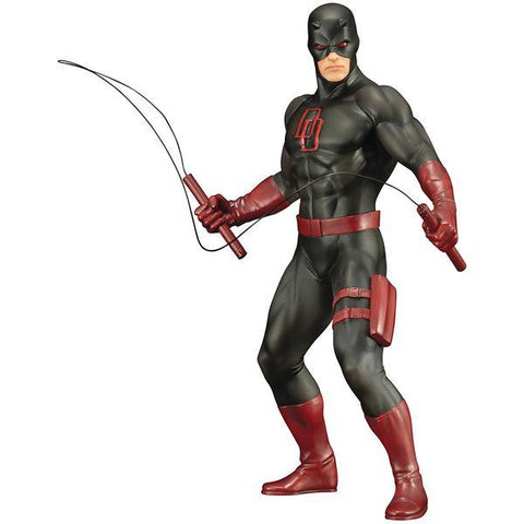 The Defenders Series - Daredevil Black Suit ArtFX+ Action Figure (Pre-Order)
