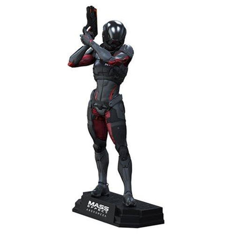 "Mass Effect: Andromeda Sara Ryder Colour Tops 7"" Action Figure"