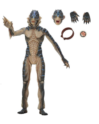 "Gdt Collection - 7"" Scale Figure Shape Of Water Amphibian Man (Pre-Order)"