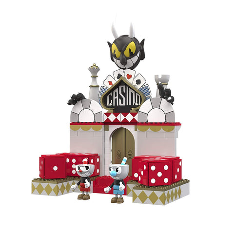 Cuphead Large Construction Sets 1 - Chaotic Casino McFarlane Toys