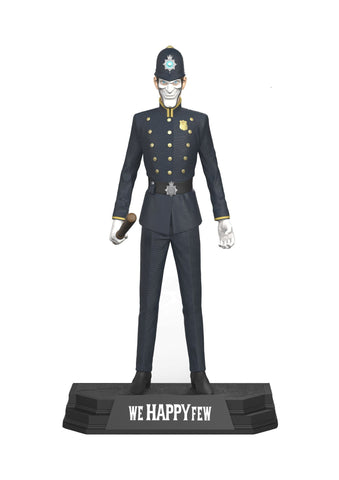 "We Happy Few 7"" Colour Tops Action Figure - Bobby"