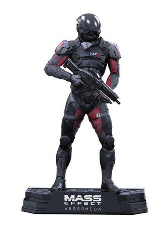 "Mass Effect: Andromeda Scott Ryder Colour Tops 7"" Action Figure"
