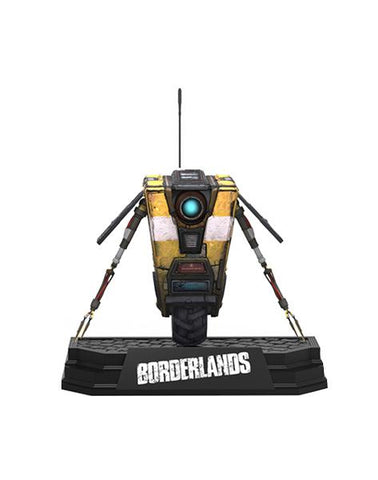 "Borderlands Claptrap Deluxe Boxset 4.5"" Action Figure (Pre-order)"