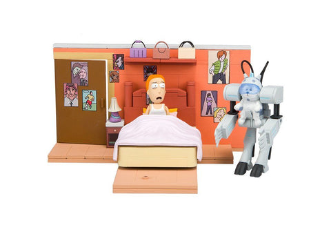 Rick and Morty Medium Construction Set - You shall call me Snowball