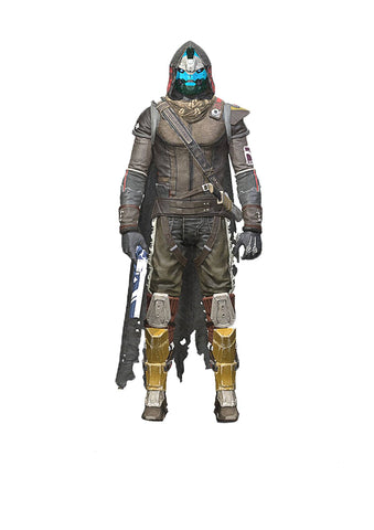 "Destiny 2 Cayde-6 Colour Tops 7"" Action Figure (Pre-Order)"