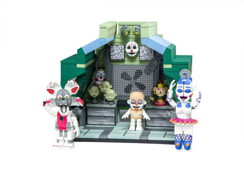 Friday Night at Freddy's Series 3 Large Set - Control Module (Pre-Order)