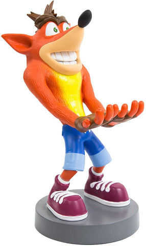 Crash Bandicoot Cable Guy 20 cm