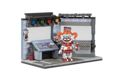 Five Nights at Freddy's Series 2 Medium Set - Circus Control