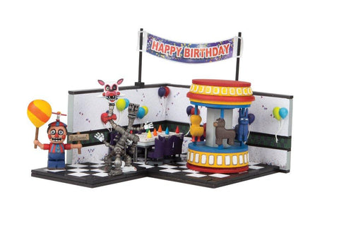 Five Nights at Freddy's Series 2 Large Set - Game Area