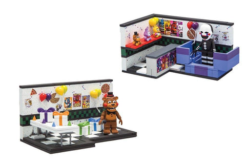 Five Nights at Freddy's Series 2 Small Assortment Set