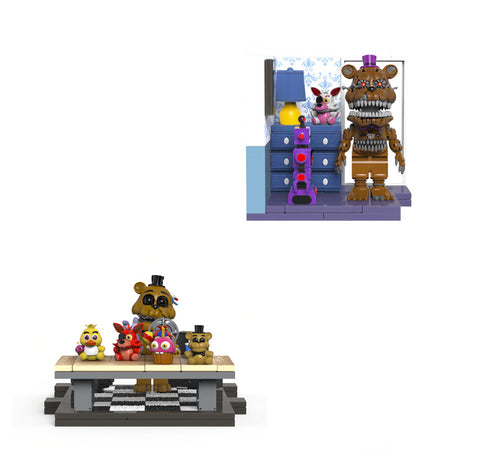 Five Nights At Freddys Small Set Assortment (Pre-Order)
