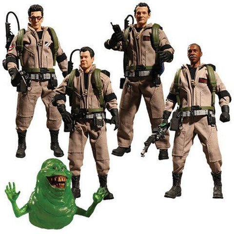Ghostbusters Action Figures 1/12 Deluxe Box Set (Pre-Order)
