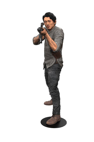"The Walking Dead Glenn Rhee Deluxe Edition 10"" Action Figure"