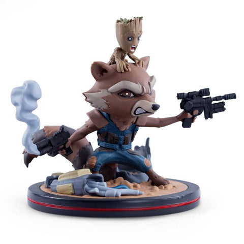 Guardians of the Galaxy Vol. 2 Q-Fig Figure Rocket & Groot (Pre-Order)