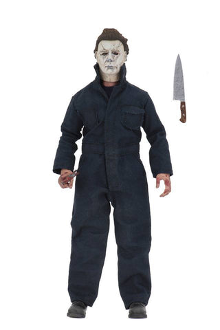 "Halloween (2018) 8"" Clothed Figure Michael Myers (Pre-Order)"
