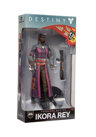 "Destiny 2 Ikora Rey Colour Tops 7"" Action Figure"