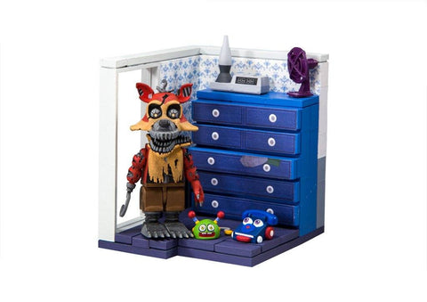 Friday Night at Freddy's Series 3 Small Set - Left Dresser Door (Pre-Order)