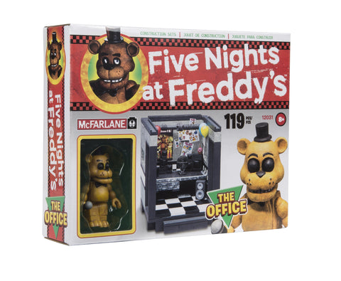 Five Nights at Freddy's Small Construction Set Classic Series Assortment (Pre-Order)