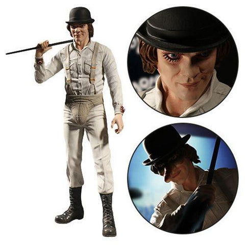 A Clockwork Orange Action Figure Alex 30 cm (Pre-Order)
