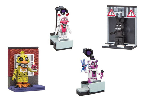 Friday Night at Freddy's Series 2 Micro Construction Assortment