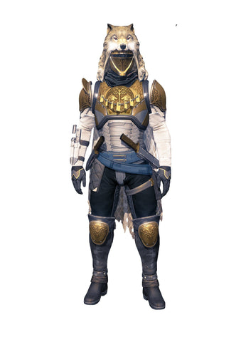 Destiny Action Figure Iron Banner Hunter (Million Million Shader)