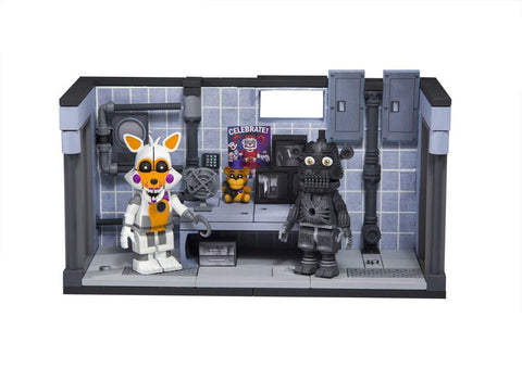 Five Nights at Freddy's Series 3 Medium Set - Private Room (Pre-Order)