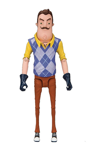 "Hello Neighbor Action Figure Assortment 5"" - The Neighbor (Pre-Order)"