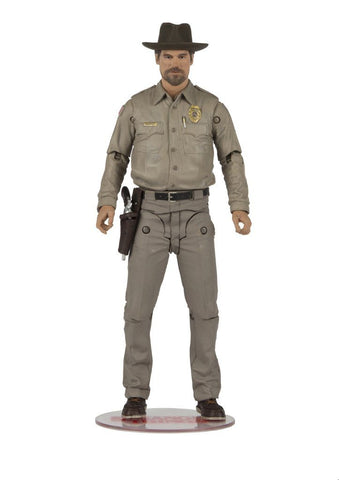"Stranger Things 7"" Action Figure Series 1 - Chief Hopper"