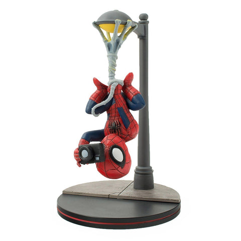 Spider-man - Spider Cam - Marvel Comics Q-Fig Figure 14 cm