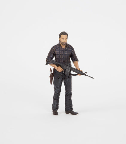 The Walking Dead Series 7.5 Action Figure - Rick Grimes - McFarlane Toys
