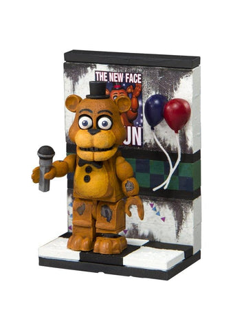 Friday Night at Freddy's Series 3 Micro Set - Party Wall (Pre-Order)