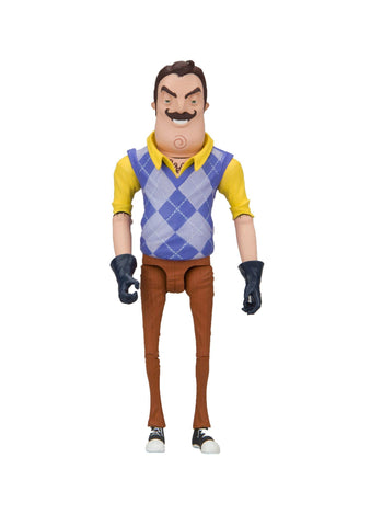 "Hello Neighbor Action Figure Assortment 5"" - The Neighbor Evil Smile"