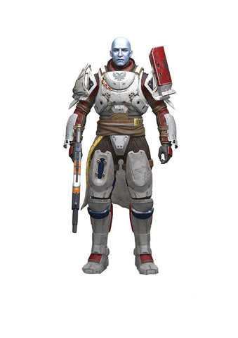 "Destiny 2 Commander Zavala Colour Tops 7"" Action Figure (Pre-Order) - McFarlane Toys"