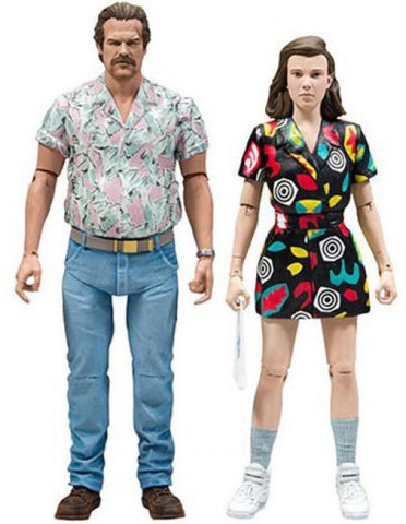 Stranger Things Series 4 Eleven Chief Hopper