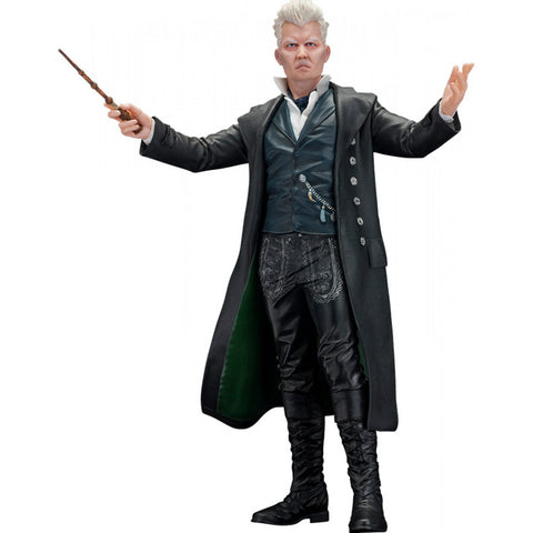 Fantastic Beasts The Crimes Of Grindelwald Artfx+ Gellert Grindelwald (Pre-Order)